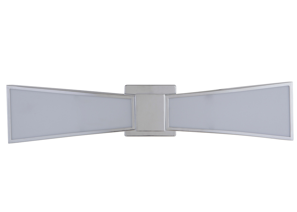 2 Light LED Wall Sconce